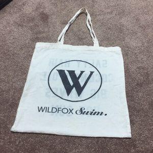 Wildfox swim bag